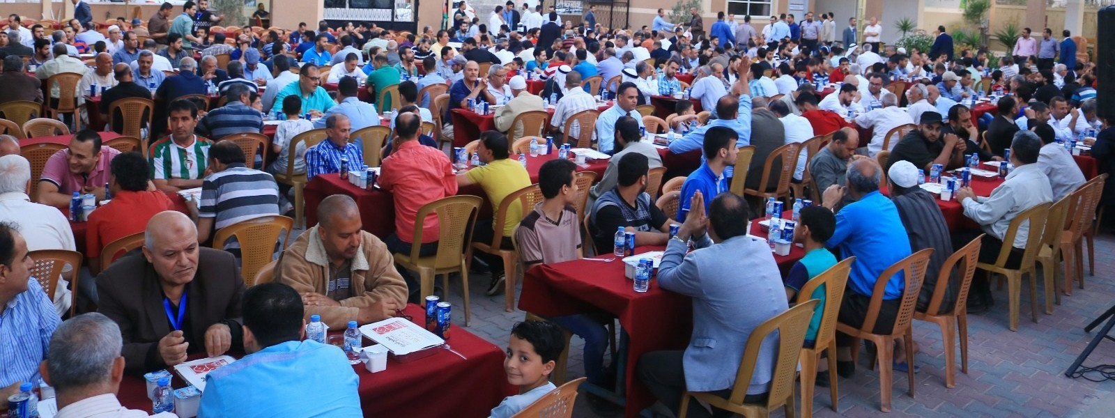 Israa University Holds its Fifth Annual Ramadan Breakfast